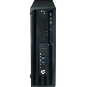 HP Z240S ZH3.6 16GB/512 PC INTEL I7-7700 512GB SATA SED SSD DVD RW SM 16GB DD