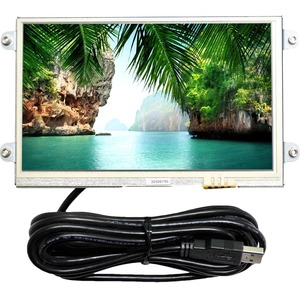 7 OPEN FRAME USB RESISTIVE TOUCH DISPLY