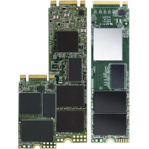 Transcend MTS MTS530T 64 GB Solid State Drive - M.2 2242 Internal - SATA (SATA/600) - 520