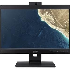 Acer Veriton Z4660G All-in-One Computer - Intel Core i3 (8th Gen) i3-8100 3.60 GHz - 4 GB DDR4 SDRAM - 500 GB HDD - 21.5