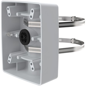 AXIS T91B57 Pole Mount for Relay Module, Surveillance Cabinet