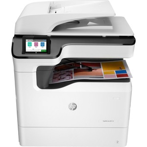 HP 774dn Page Wide Array Multifunction Printer - Color - Plain Paper Print - Desktop
