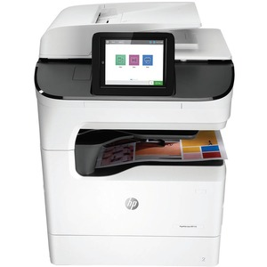 HP 779dns Page Wide Array Multifunction Printer - Color - Plain Paper Print - Floor Standing