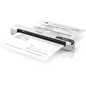 Epson DS-80W Sheetfed Scanner - 600 dpi Optical