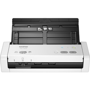 Brother ADS-1250W Wireless Compact Desktop Scanner - 48-bit Color - 25 ppm (Mono) - 25 ppm
