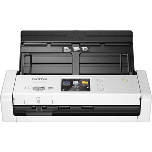 Brother ADS-1700W Wireless Compact Desktop Scanner - 48-bit Color - 25 ppm (Mono) - 25 ppm