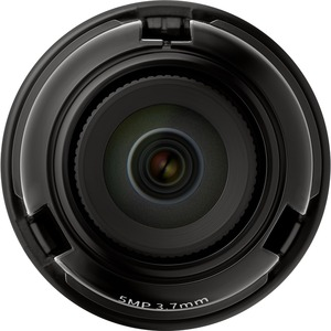 Hanwha Techwin SLA-5M3700Q - 3.70 mm - f/1.6 - Fixed Lens for M12-mount - Designed for Sur