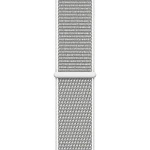 APPLE Smartwatch Band - Seashell - Woven Nylon