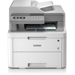 BROTHER DCP-L3550CDW LED Multifunction Printer - Colour - Plain Paper Print - Desktop