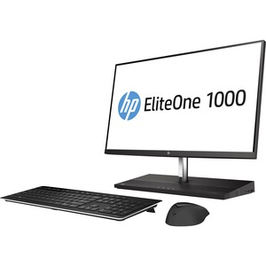 HP EliteOne 1000 G2 All-in-One Computer - Intel Core i5 8th Gen i5-8500 3 GHz - 8 GB RAM D