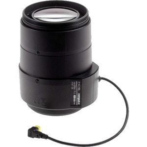 AXIS - 9 mm to 50 mm - f/1.5 - Zoom Lens for CS Mount - Designed for Surveillance Camera -