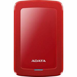 ADATA AHV300 EXTERNAL HDD 1TB RED