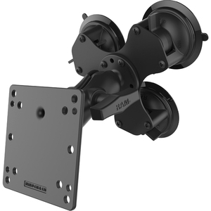 RAM MOUNT VESA PLATE TRIPLE SUCTION