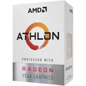AMD Athlon 220GE Dual-core (2 Core) 3.40 GHz Processor - Retail Pack - 4 MB Cache - 14 nm