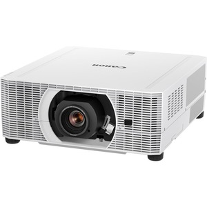 Canon REALiS WUX5800Z LCOS Projector - 16:10 - TAA Compliant - Black - 1920 x 1200 - Front