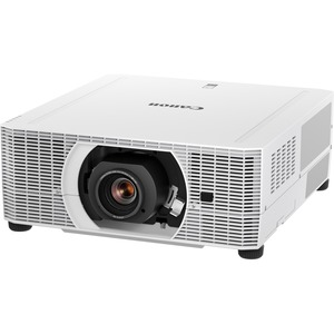 Canon REALiS WUX6600Z LCOS Projector - 16:10 - TAA Compliant - Black - 1920 x 1200 - Front