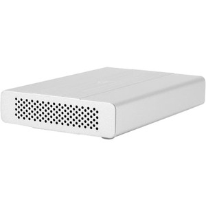 OWC Mercury Elite Pro mini Drive Enclosure - USB 3.1 Type C Host Interface Portable - Silv