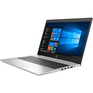 "HP ProBook 455 G6 15.6"" LCD Notebook - AMD Ryzen 3 2200U Quad-core (4 Core) 2.50 GHz - 4 GB DDR4 SDRAM - 128 GB SSD - Wi"