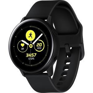 Samsung Galaxy Watch Active (40mm)-Black (Bluetooth) - Accelerometer-Barometer-Gyro Sensor