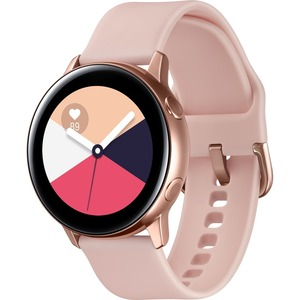 Samsung Galaxy Watch Active (40mm)-Rose Gold (Bluetooth) - Accelerometer-Barometer-Gyro Se