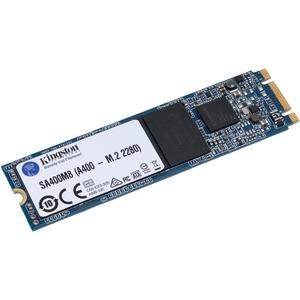 Kingston A400 240 GB Solid State Drive - M.2 2280 Internal - SATA (SATA/600) - 80 TB TBW -