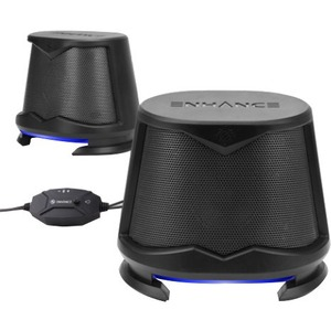 Accessory Power ENPCSB2100BLEW_DS 2.0 Speaker System - 10 W RMS - Blue