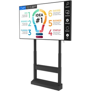 Peerless-AV SmartMount Motorized Height Adjustable Stand/Wall Mount - Up to 86inScreen Su