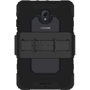 "Incipio Survivor All-Terrain Carrying Case for Samsung 10.5"" Tablet - Black"