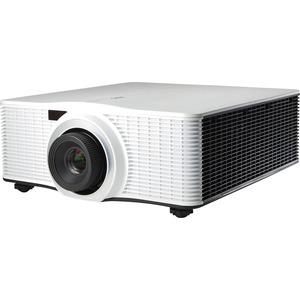 Barco G60-W10 3D DLP Projector - 16:10 - White - 1920 x 1200 - Front - 1080p - 20000 Hour