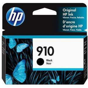 910 Black Original Ink Cartridge HP 910 Black Original Ink Cartridge NA