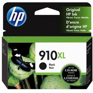 910XL Black Original Ink Cartridge HP 910XL Black Original Ink Cartridge NA