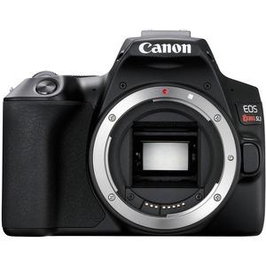 Canon EOS Rebel SL3 24.1 Megapixel Digital SLR Camera Body Only - Black - Autofocus - 3in
