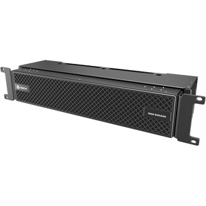 Geist SwitchAir Airflow Cooling System - 1 Pack - Rack-mountable - Black Powder Coat - IT