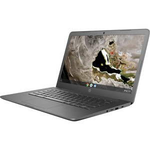 "HP Chromebook 14A G5 14"" Touchscreen Chromebook - 1366 x 768 - A-Series A4-9120C - 4 GB RAM - 32 GB Flash Memory"