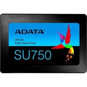 "Adata Ultimate SU750 ASU750SS-256GT-C 256 GB Solid State Drive - 2.5"" Internal - SATA (SATA/600) - Black"