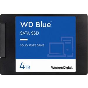 WD Blue WDS400T2B0A 4 TB Solid State Drive - 2.5inInternal - SATA (SATA/600) - Desktop PC