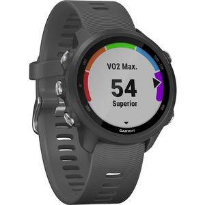 Garmin Forerunner 245 GPS Watch - Wrist - Heart Rate Monitor-Pulse Oximeter Sensor-Acceler