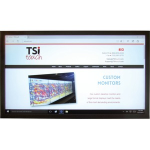 IR TOUCH FOR DB55E 10PT WITH CT GLASS.