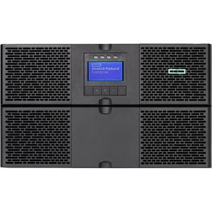 HPE R8000 8KVA Rack-mountable UPS - 6U Rack-mountable - 4 Hour Recharge - 3.50 Minute Stan