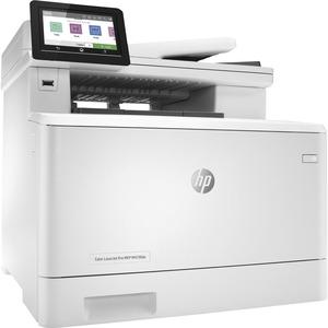 HP LaserJet Pro M479 M479fdn Laser Multifunction Printer   Color   Copier Fax Printer Scanner   29 ppm Mono 20 ppm Color Print   600 x 600 dpi Print   Automatic Duplex Print   1200 dpi Optical Scan   300 sheets Input   Gigabit Ethernet