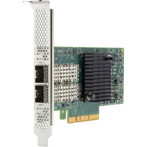 HPE Ethernet 10Gb 2-port 548SFP+ Adapter - PCI Express 3.0 x8 - 2 Port(s) - Optical Fiber