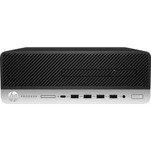 HP Business Desktop ProDesk 600 G5 Desktop Computer - Intel Core i5 9th Gen i5-9500 3 GHz