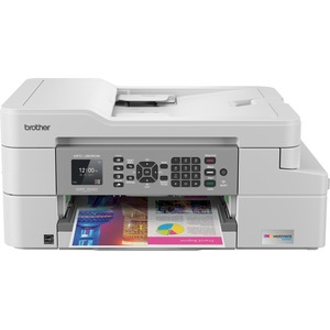 BROTHER MFC-J805DW XL EXTENDED PRINT INKVESTMENT TANK COLOR INKJET ALL-IN-ONE PR