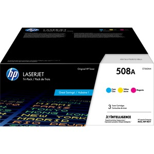 508A CYM LASERJET TONER CARTRIDGE