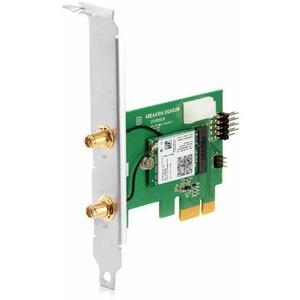 HP Intel Wi-Fi 6 AX200 PCIe x1 Card - PCI Express - Internal