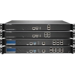 SONICWALL SMA 410 Network Security/Firewall Appliance - 4 Port - 10/100/1000Base-T