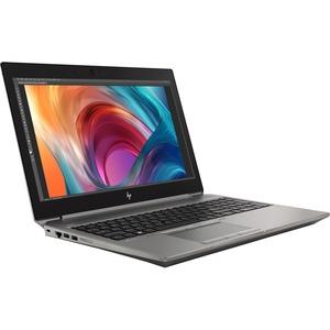 "HP ZBook 15 G6 15.6"" Mobile Workstation - 1920 x 1080 - Xeon E-2286M - 16 GB RAM - 16 GB Optane Memory - 512 GB SSD"