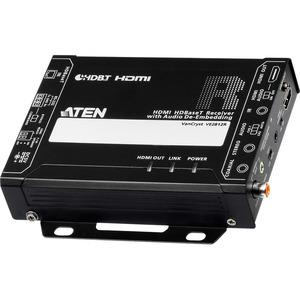 ATEN HDMI HDBaseT Receiver with Audio De-Embedding (4K@100m) (HDBaseT Class A)