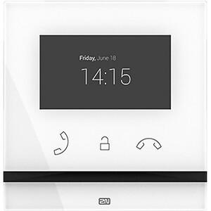 2N Video Door Phone - 4.3inTouchscreenTempered Glass - Indoor-Intercom System