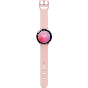 Samsung Galaxy Watch Active2 (44mm)-Pink Gold (Bluetooth) - Accelerometer-Barometer-Gyro S